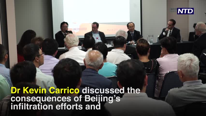 Beijing Exerted Pressure To Thwart Australia Taiwan Free Trade