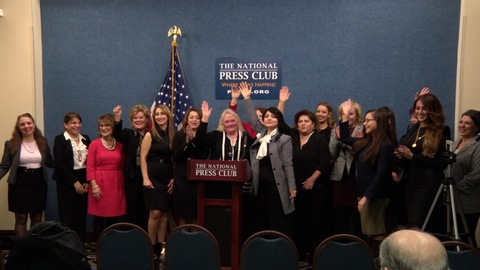 Newly Minted Middle Eastern Women's Coalition Throws Support Behind Trump